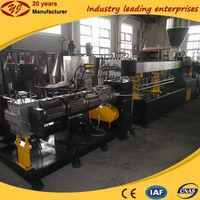 High quality manufacturing equipment cable filling compounds plastics extruder production machines