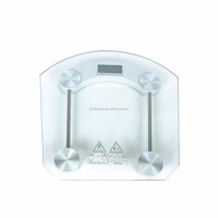 electronic body weight scale personal digital bathroom scale led