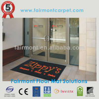 Quadrant Shower Mats ASWA, Logo Mat,