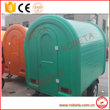 2016 Hot-selling mobile motor tricycle food cart for vending