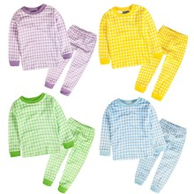 Little Girls Child Clothes One Piece Pajama's Night Kids Wear For Wholesale