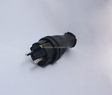 2Pin European Russia waterproof industrial plug, industrial plug and socket