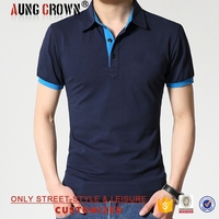 Wholesale Plain Cheap Low MOQ Blank polo t-shirt With Custom Design Various Sizes And Colors