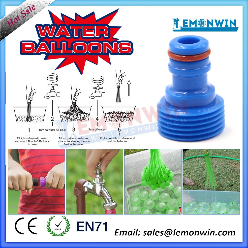 Best Selling 2016 Magic self sealing bunch O baloons