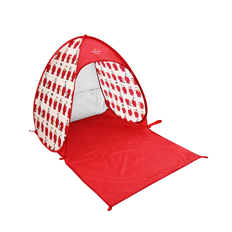 Hot Snoopy Pattern Folding Sun-Shading Carp Fishing Beach <strong>Tent</strong>