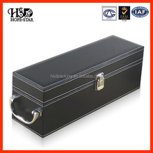 China Wholesale Custom excellent wood gift boxes for wine bottles