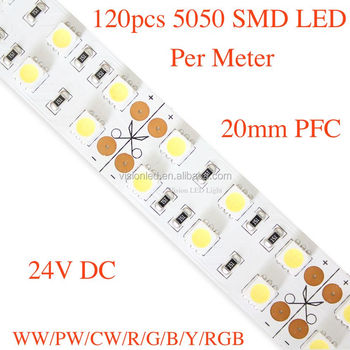 Superior quality, Hot selling high brightness 5050 smd RGB led strip light