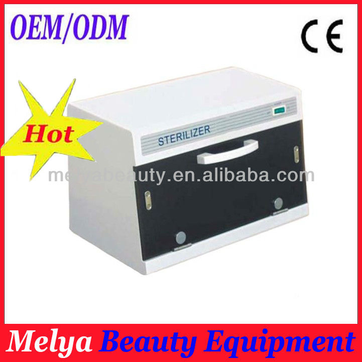 uv sterilizer beauty instrument/hot towel cabinet uv sterilizer