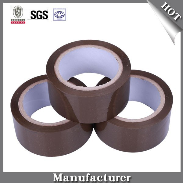 The Most Popular&Cover The Whole World Hot Sell Brown OPP Packing Tape(ISO9004 ROHS CTI B.V.)