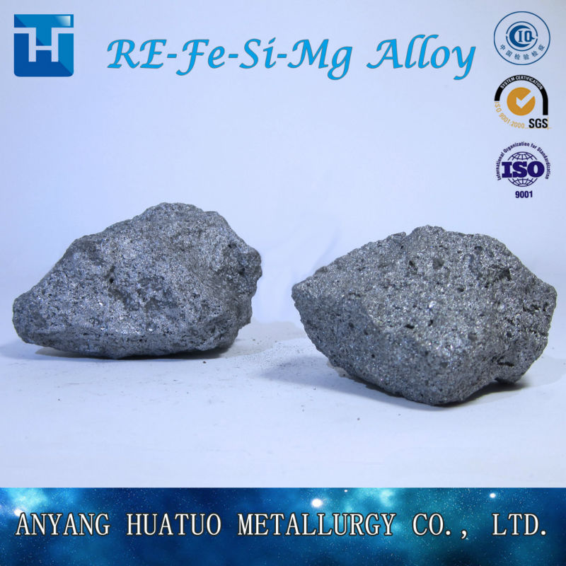 China Nodulizer/SiMg for spheroidal graphite cast iron