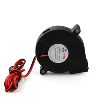 Desktop 3d Printer Laptop Spare Parts DC 12V 5015 Blower