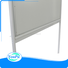 High quanlity stand wheels furniture school whiteboard magnetic board for students writing mobile whiteboard