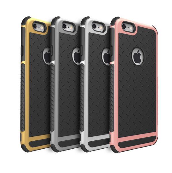 High quality Anti-slip TPU+PC cases and covers for iPhone 5SE bulk phone cases