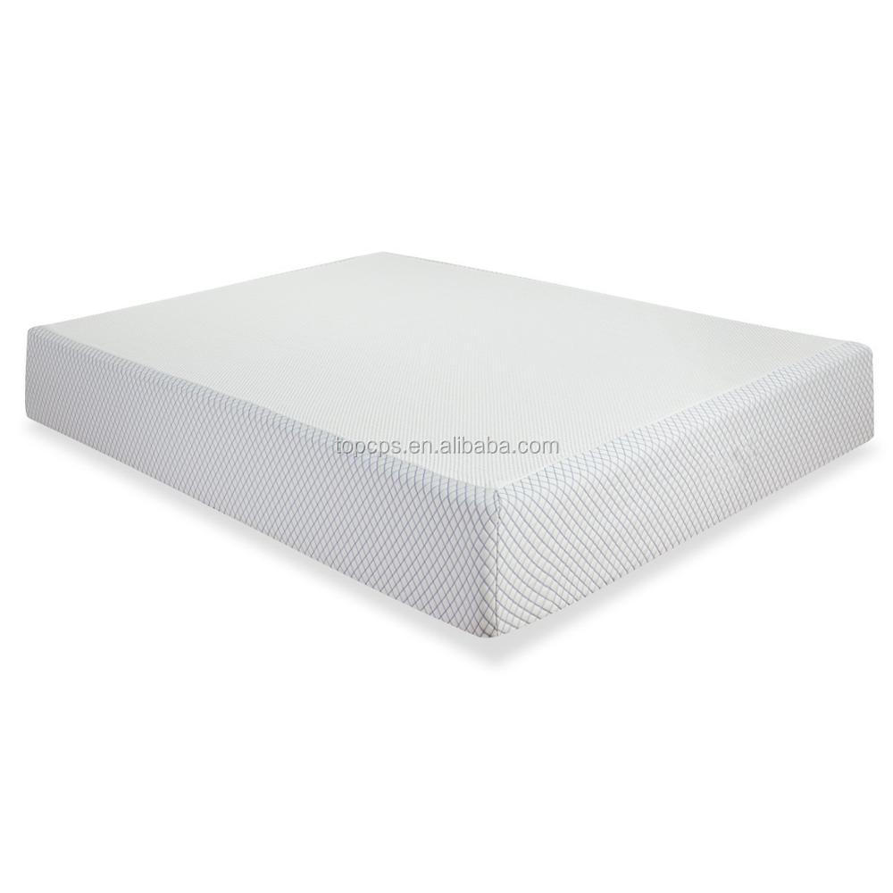 multiple size knit cover fireproof mattress home furniture memory foam mattress