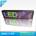 scrolling led banner \ scrolling led sign screen \ scrolling led text sign