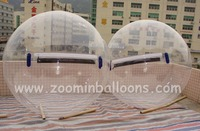 Transparent water walking ball for sale WB24