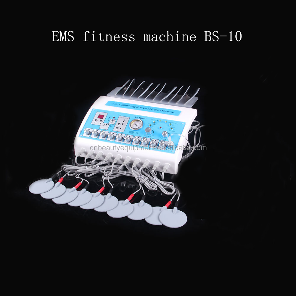 EMS fitness machines/ems slimming machine BS-10
