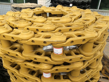 salt/lubricative track chain/ track link for bulldozer D4N/D5N/D6N/D7N/D8N/D9N/D10N/D11N