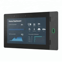 Building Automation Control <strong>10</strong> Inch Android Wall Mount Touch Screen With POE