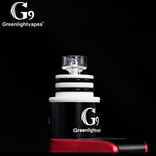Dry herb vaporizer quartz/ceramic nail china supplier authentic electric g9 510 nail