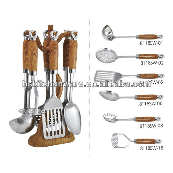 names of cooking utensils HS7690SW