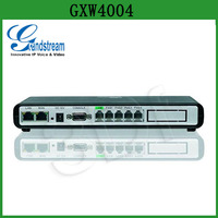 Grandstream GXW4004 PBX Voip gateway to VOIP phone system with 4 FXS port