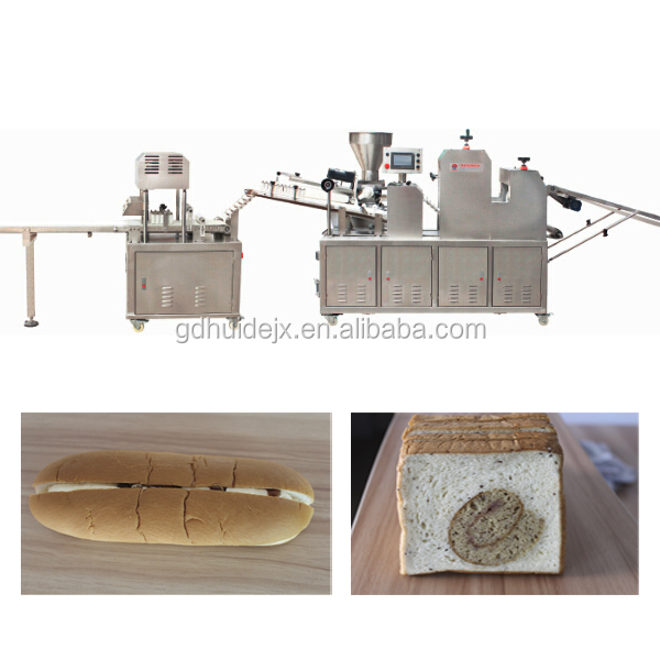 complete bakery equipment in bread machine in food machine