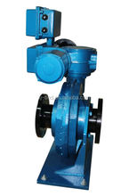 dam bpard 360 rotation electric actuator in motorized flow control gate valve