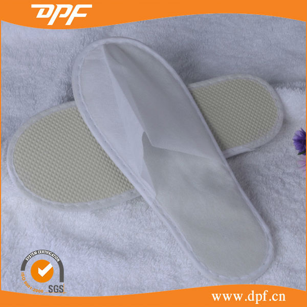 Super Cheap Wholesale Non-woven Adult <strong>Slippers</strong> For Hospital Hotel