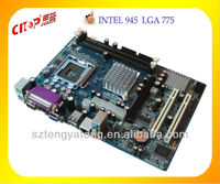 Direct supplier Intel 945 p4 socket 478 motherboard sale