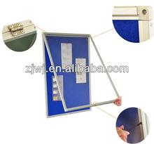 Popular selling wall mounted Lockable glass key Cabinet