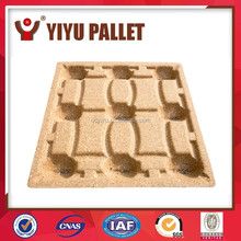 1200x800 Cheap PE Recycled Export wood Pallet for Car Parts