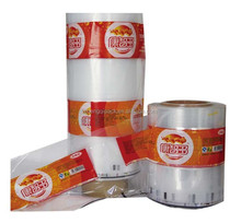 China factory high quality pof / pe / ldpe shrink film for food packing