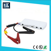 car Jump starter Two USB output car battery jumper cables