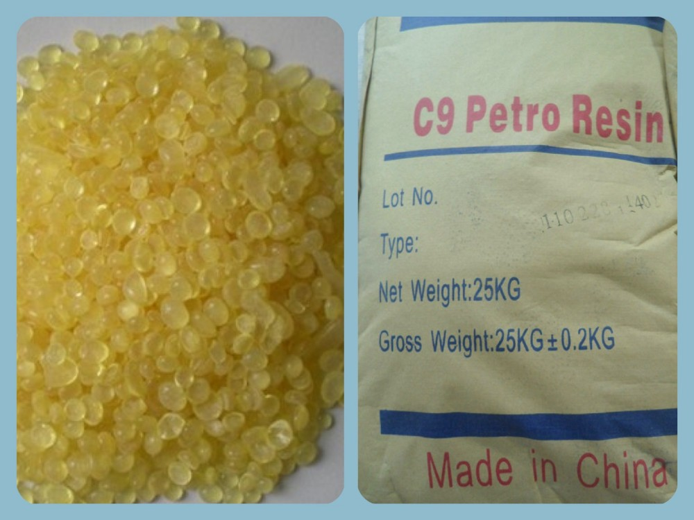 Petroleum Resin C9, CAS 64742-16-1, for Rubber and Coating