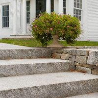 Cheap Natural Granite Garden Decorative Stepping