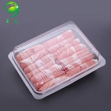Disposable Food Meat Plastic Packaging Box