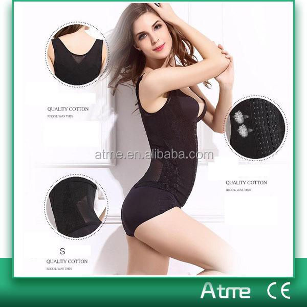 wholesale Black Body Shaper Slimming Vest
