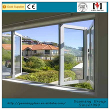 Fixed Glass Windows,Aluminum Casement Tempered Glass Window 5451