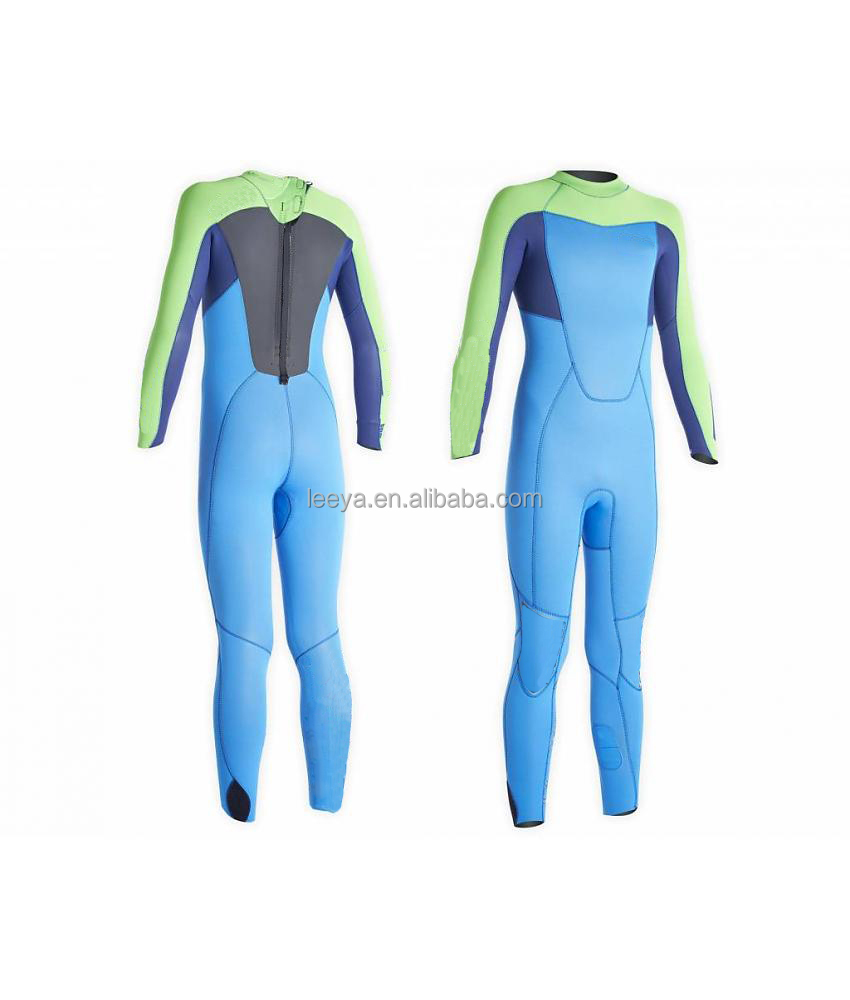 wetsuit large 4/3mm free surfing suit