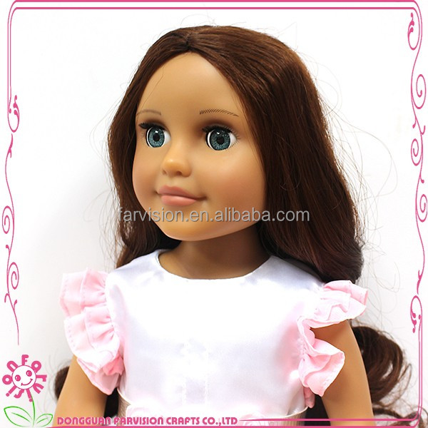 Euro green eyes doll factory production free sample dolls