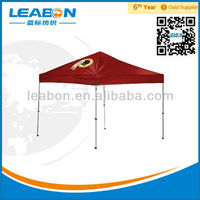 Aluminum polyester cover outdoor Advertising Pop Up Tent for sale