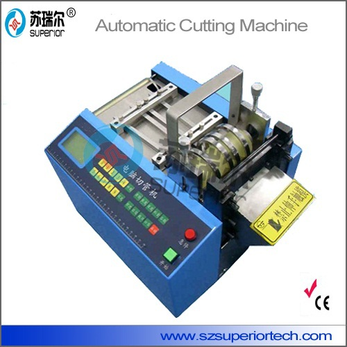 Automatic PVC Sleeve Cutting Machine