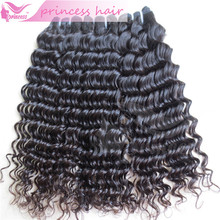 Unprocessed top quality wholesale price brazilian hair from brazil hair tinsel