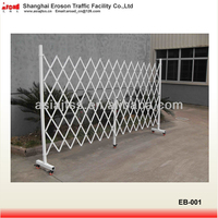 Traffic Road Safety Expandable & Foldable Fences