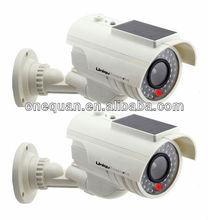 Find Complete Details about Indoor Outdoor Solar Energy Security Dummy Camera With Led