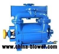 pvc industry water ring vacuum pump