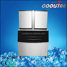 908kg/24h Bar&Resturant Use Commercial Square Cube Ice Maker with CE/ROHS/ETL certification