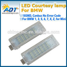 New design Emark E4 12V LED courtesy lights for E53(X5), E39, Z8 (E52)