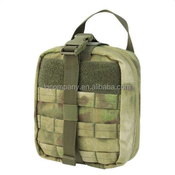 Multi-Functional Military Tactical EMT Medical Bag First Aid Tool Pouch